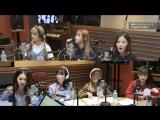 160416 MBC FM4U Park JiYoons FM Date| Oh My Girl