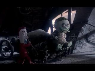 Кошмар перед Рождеством - Взять Санта Клауса