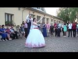 10-перший весільний танець-(весілля Люби та Станіслава м чернівці 28 05 2017р