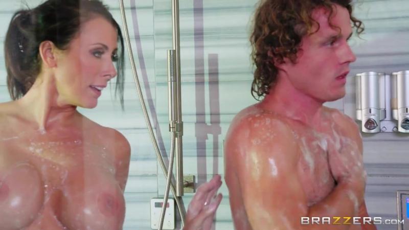Reagan Foxx - Water Shortage Poundage [Big Tits Brunette Couples Fantasies Stepmom Порно MILF HD Porn 2017]