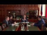 Обращение Амана Тулеева к жителям области в связи с трагедией (28.03.2018)