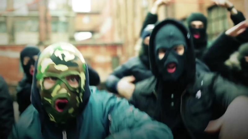 WHAT WE FEEL FT. MOSCOW DEATH BRIGADE - HERE TO STAY