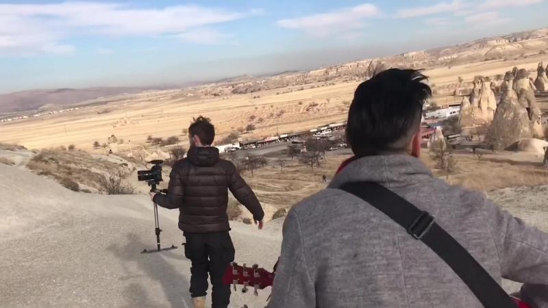 Анонс: Каппадокия. Турция. День 2 (Влог режиссера) каппадокия турция cappadocia turkey