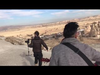 Анонс: Каппадокия. Турция. День 2 (Влог режиссера) #каппадокия #турция #cappadocia #turkey