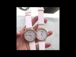 Часы меняющие цвет daniel wellington