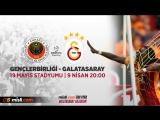 Genclerbirligi - Galatasaray