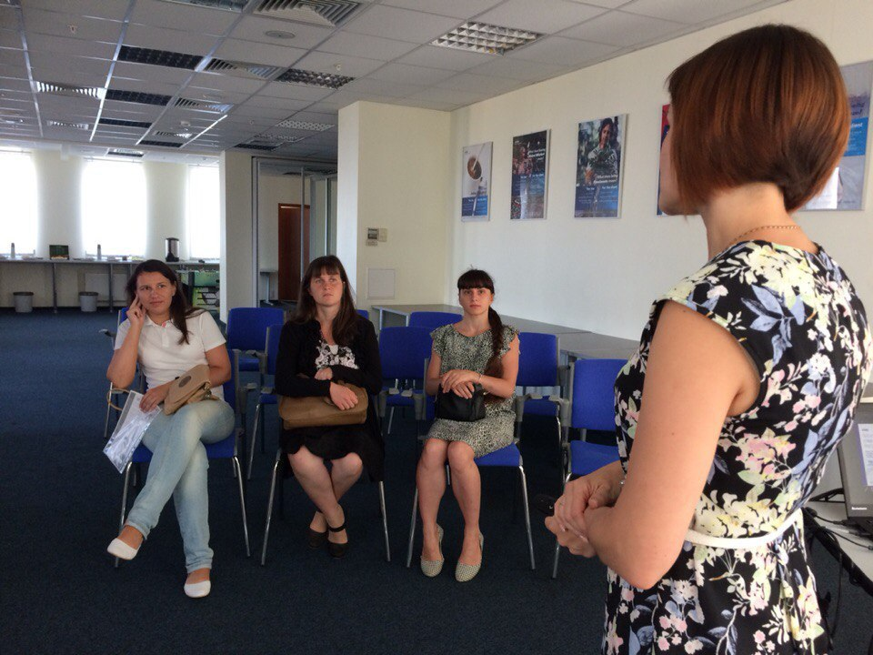 Презентация проекта «Путь к карьере» состоялась
