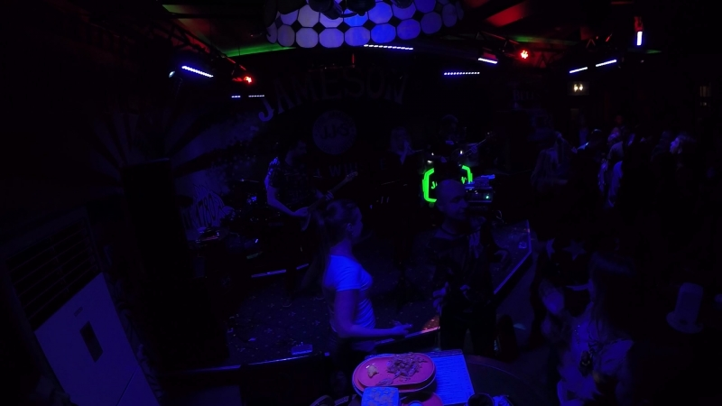 Кавер-группа FlashPoint Harat's Pub Sochi 18-02-16