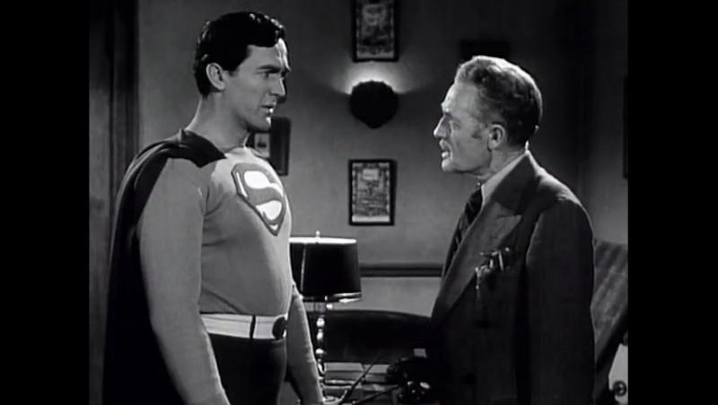 Супермен (1948) 4 серия (озвучка den904)