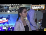 Evgenia Medvedeva — the interview of Fuji News Network (Japanese TV, www.houdoukyoku.jp)