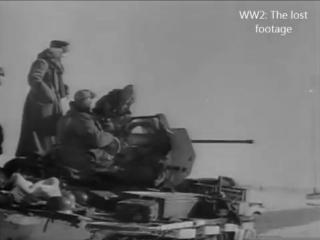 Наступление танковой дивизии Ваффен-СС Лейбштандарт  между Днепром и Донецком, февраль 1943