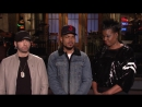 Eminem Chance The Rapper_ SNL promo
