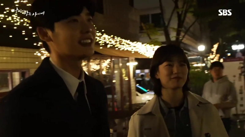 [Making Film] While you were Sleeping LeeJongSuk Suzy