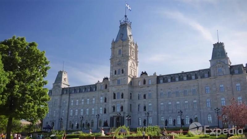 Квебек_Quebec_Красивые города, красивая музыка