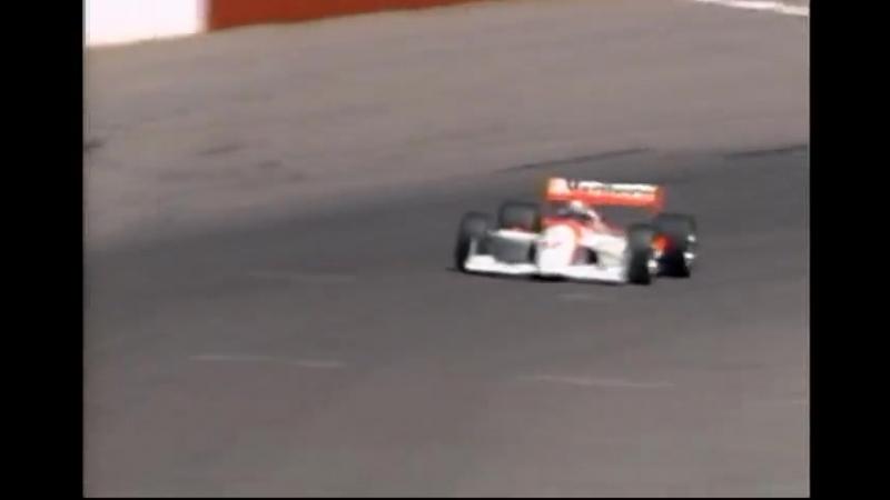CART 1993. Этап 2 - Финикс