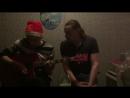 Обращение Купчинских маньяков к Народу, ШОК! СМОТРЕТЬ ВСЕМ! :D (Stone Sour - Through Glass - acoustic buhlo cover)