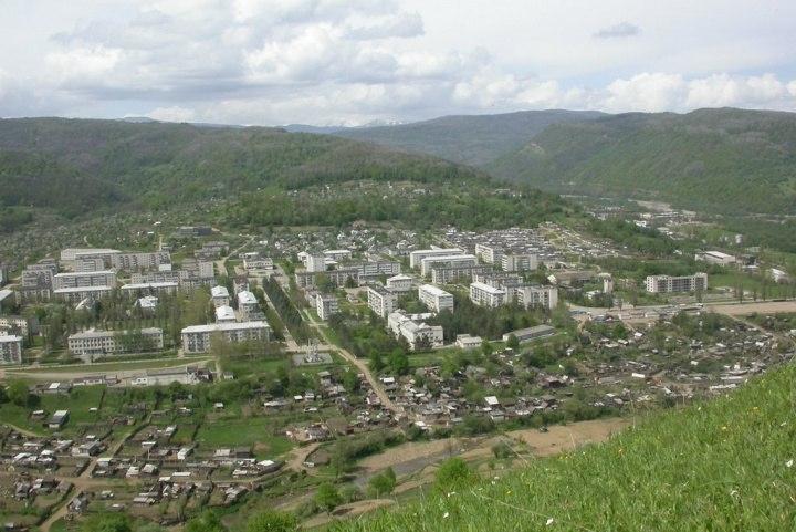 Четыре проекта благоустройства поселка городского типа Медногорский в 2017 году
