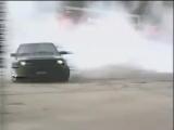 Dahlback Audi Sport Quattro burnout