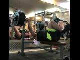 Мурад Алибегов - жим лежа 185 кг военный
