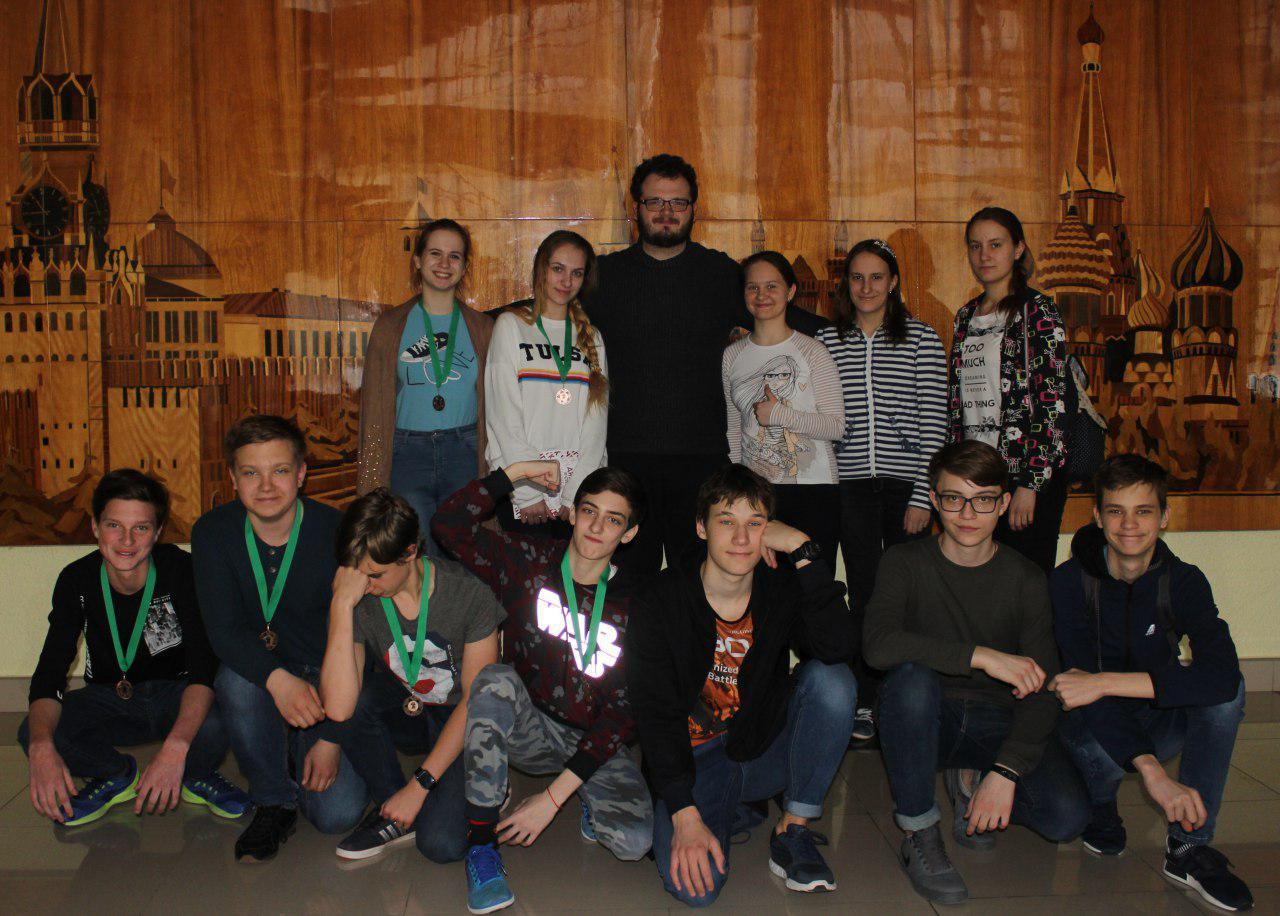 Школьники из Лианозова приняли участие в городском фестивале интеллектуальных игр