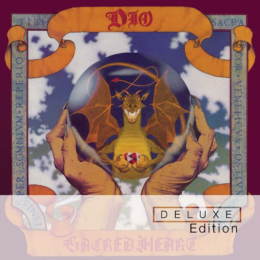 Dio альбом Sacred Heart (Deluxe Edition)