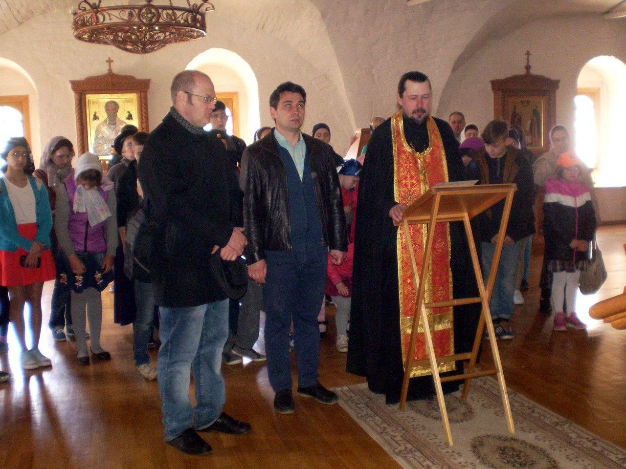 Поездка в Старицкий монастырь