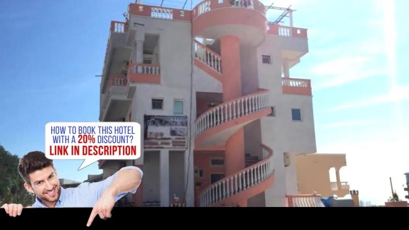 Apartments Delfin, Ulcinj, Montenegro, HD Review