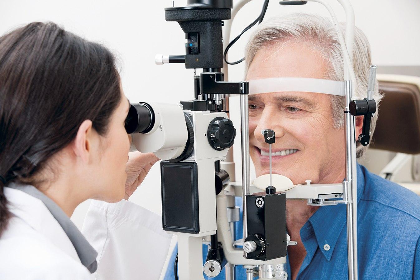 Что такое терапия зрения?