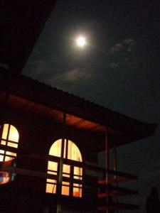 Ночь на юге. Автор иллюстрации - Игорь Л.