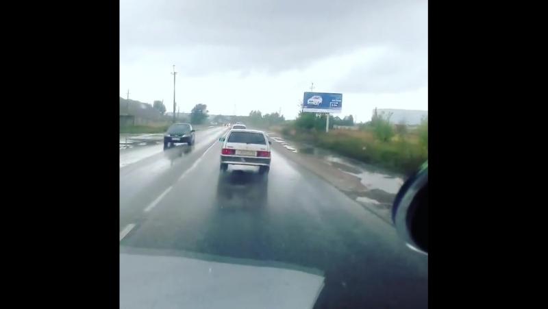 погода печаль осень2017 осень дождь дорога ... Погода в городах России 09.09.2017