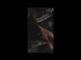 XXXTentacion следит за сном своей киски (instagram stories 08.01)