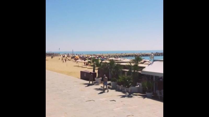Пляжная Барса как она есть. мореonelove❤