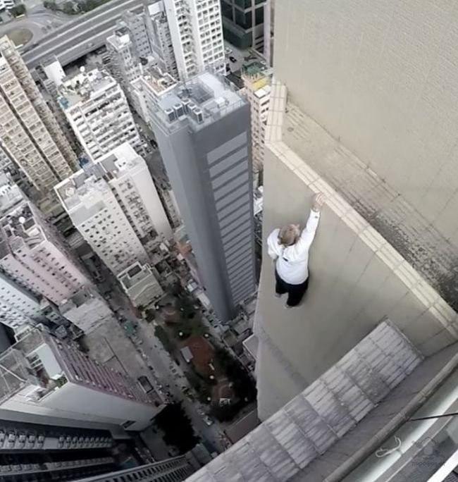 Экстремальные селфи - самые страшные фотографии безумцев