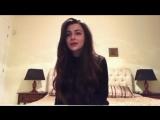 Мадина Тамова читает Стихотворение Яны Мкр  -