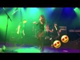 Тн Штоссель &amp The Vamps - Its A Lie на шоу гурту The Vamps в Сан-Паулу, Бразиля (17.09.2017)