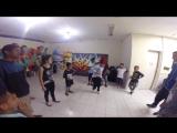 Break Dance с MIND ROCK