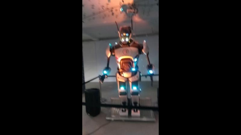Выставка «Эра Jidai: механическая форма жизни» Арт-центр Марс (Москва), 05.01.18