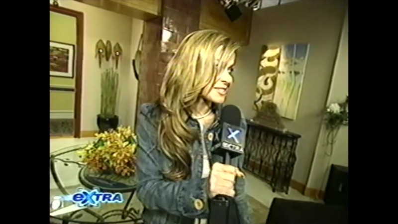 Carmen Electra Stars on Off Center (Behind the Scenes)