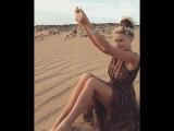 Rina Davidson...desert...