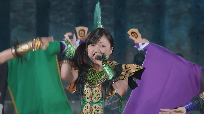 Momoiro Clover Z - WE ARE BORN [Tohjinsai 2016]