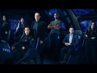 Агенты Щ.И.Т. (сериал). Трейлер пятого сезона на английском языке