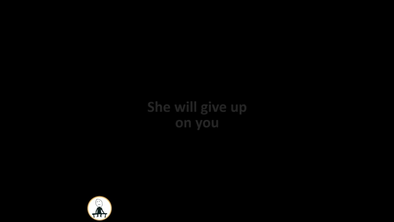 Things that will happen when a girl gives up on you..mp4