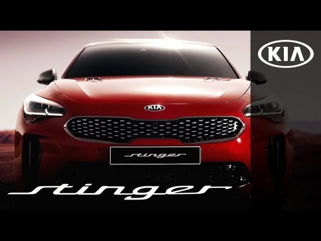 Power and Performance in Death Valley l Kia Stinger l Kia
