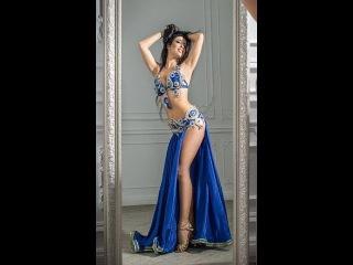 BELLY DANCER Olesya Astman -