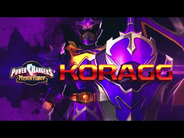 Power Rangers: Legacy Wars (Mystic Force) Koragg (Moveset)