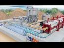 Очистные системы замкнутого цикла Matec для камнеобрабатывающих предприятий