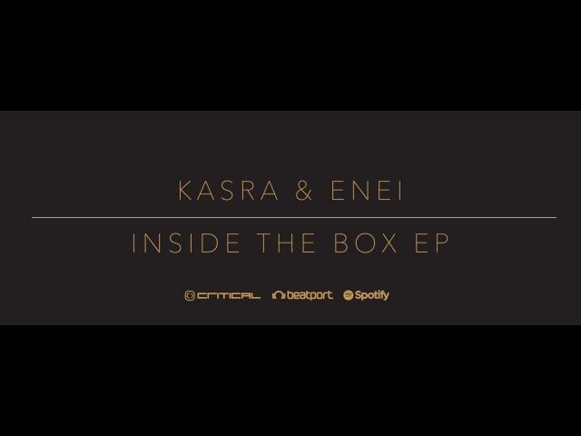 Kasra Enei - Inside The Box EP [Critical Music]