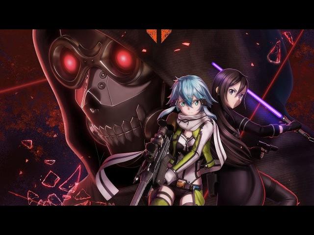 LiSA - Thrill, Risk, Heartless (Sword Art Online: Fatal Bullet Opening)