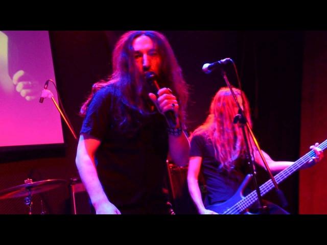 Kissin Black - Address unknown (14.10.2016 Moscow Mezzo Forte )