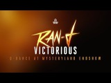 Ran-D &amp Clockartz - Victorious Endshow Q-Dance at Mysteryland 2017